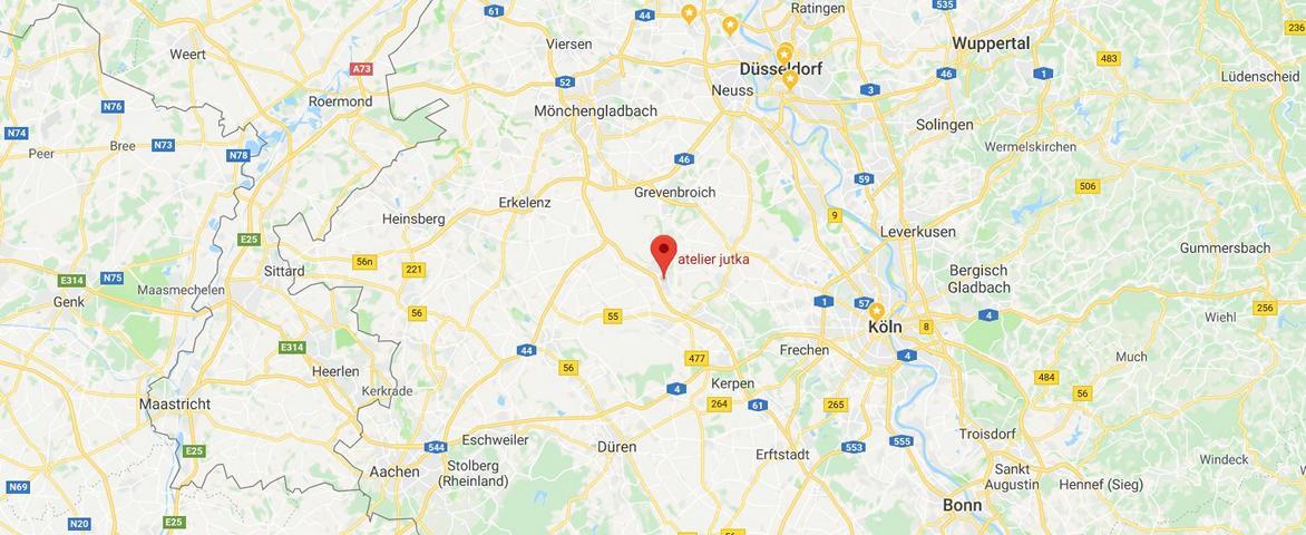 Atelier Jutka in Bedburg